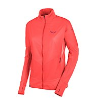 Salewa Pedroc Alpha - Wanderjacke - Damen, Red