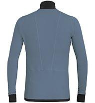 Salewa Pedroc PTC - Fleecejacke Bergsport - Herren, Blue/Black