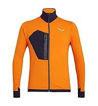 Salewa Pedroc PTC - giacca in pile - uomo, Orange