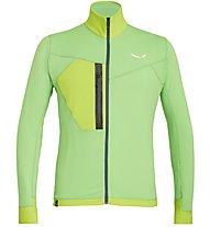 Salewa Pedroc PTC - giacca in pile - uomo, Light Green