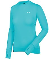 Salewa Pedroc - Wandershirt Langarm - Damen, Light Blue
