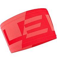 Salewa Pedroc Seamless - fascia paraorecchie, Red
