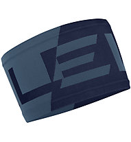 Salewa Pedroc Seamless - fascia paraorecchie, Blue/Dark Blue