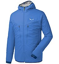 Salewa Pedroc Sw/Dst - giacca ibrida trekking - uomo, Light Blue