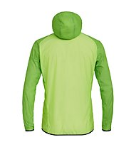Salewa Pedroc Wind - giacca a vento trekking - uomo, Light Green