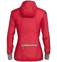 Salewa Pedroc Wind - giacca a vento - donna, Red