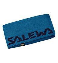 Salewa Pedroc WO - Stirnband - Herren, Blue/Dark Blue