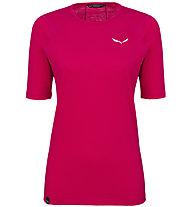 Salewa Pedroc Wool - T-Shirt Trekking - Damen, Pink