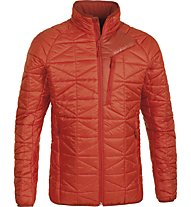 Salewa Pisetta Light PrimaLoftjacke, Terracotta