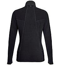Salewa Plose 5 Pl - giacca in pile - donna, Black