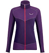 Salewa Plose 5 Pl - giacca in pile - donna, Violet