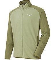 Salewa Plose - giacca in pile trekking - uomo, Green
