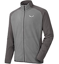 Salewa Plose - giacca in pile trekking - uomo, Grey