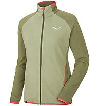 Salewa Plose S.A. Pl - Fleecejacke Wandern - Damen, Light Green