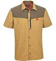 Salewa Pordoi DRY - Outdoorhemd - Herren, Yellow