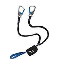 Salewa Premium Attac - Klettersteig-Set, Silver/Royal Blue
