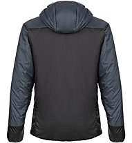 Salewa Puez 2 Twc Hooded - giacca trekking - uomo, Dark Grey/Black