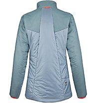 Salewa Puez 2 Awp - giacca trekking - donna, Grey/Red
