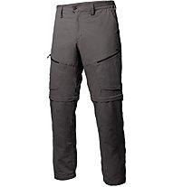 Salewa Puez 2 DRY - pantaloni zip-off trekking - uomo, Grey