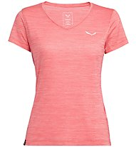 Salewa Puez 2 Dry - T-Shirt Bergsport - Damen, Light Red