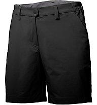 Salewa Puez 2 DST - pantaloni corti trekking - donna, Black