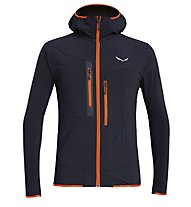 Salewa Puez 2 Durastretch - Softshelljacke mit Kapuze - Herren, Dark Blue