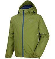 Salewa Puez 2 -  giacca hardshell - bambino, Green