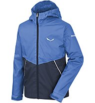 Salewa Puez 2 - giacca hardshell - bambino, Blue