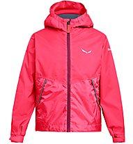 Salewa Puez 2 - giacca hardshell - bambino, Pink