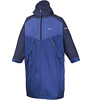 Salewa Puez 2 - giacca antipioggia - bambino, Blue