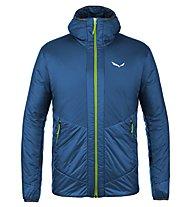 Salewa Puez 2 Twc Hooded - giacca trekking - uomo, Blue