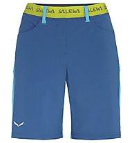 Salewa Puez 3 Dst - kurze Bergsporthose - Damen, Blue