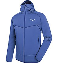Salewa Puez 3 - giacca in pile - uomo, Blue