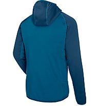 Salewa Puez 3 - giacca in pile - uomo, Dark Blue/Blue