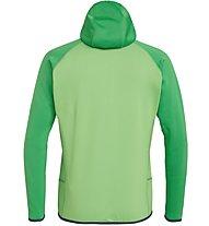 Salewa Puez 3 Pl - Fleecejacke mit Kapuze - Herren, Green/Light Green