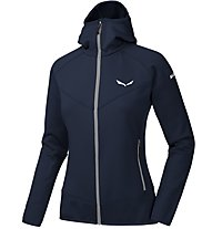 Salewa PUEZ 3 PL - Fleecejacke mit Kapuze - Damen, Dark Blue