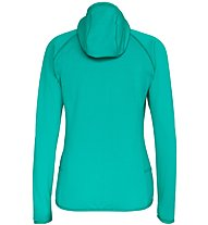 Salewa Puez 3 - giacca in pile - donna, Green/Grey