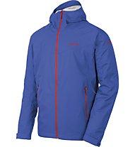 Salewa Puez (Aqua 3) - giacca a vento trekking - uomo, Blue