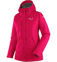 Salewa Puez Clastic PTX 2L - giacca con cappuccio trekking - donna, Pink