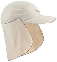 Salewa Puez Det. Neck Gait - cappellino, Light Beige