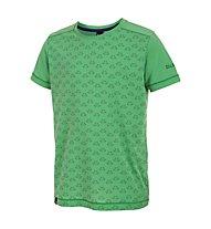 Salewa Puez DRY - T-Shirt trekking - bambino, Green