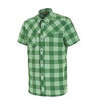 Salewa Puez DRY - camicia a maniche corte trekking - uomo, Green