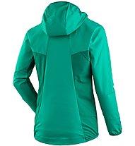 Salewa Puez DST - Softshelljacke Bergsport - Damen, Green