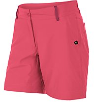 Salewa Puez DST W Shorts Damen Wanderhose kurz, Red