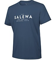 Salewa Puez Graphic Dry - t-shirt trekking - uomo, Blue