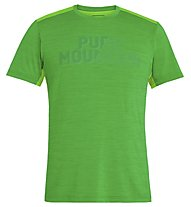 Salewa Puez Hybrid 2 Dry - T-Shirt Trekking - Herren, Green