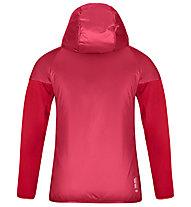 Salewa Puez Hybrid Awp - giacca con cappuccio - bambino, Red