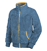 Salewa Giacca in pile Puez (Laurin) PL K Full-zip, Midnight