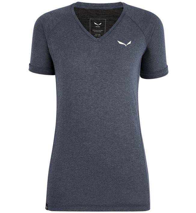 Salewa Puez Mel Dry - T-Shirt - Damen, Dark Blue