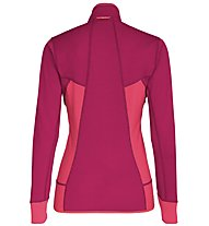 Salewa Puez Melange 2 - giacca in pile trekking - donna, Pink